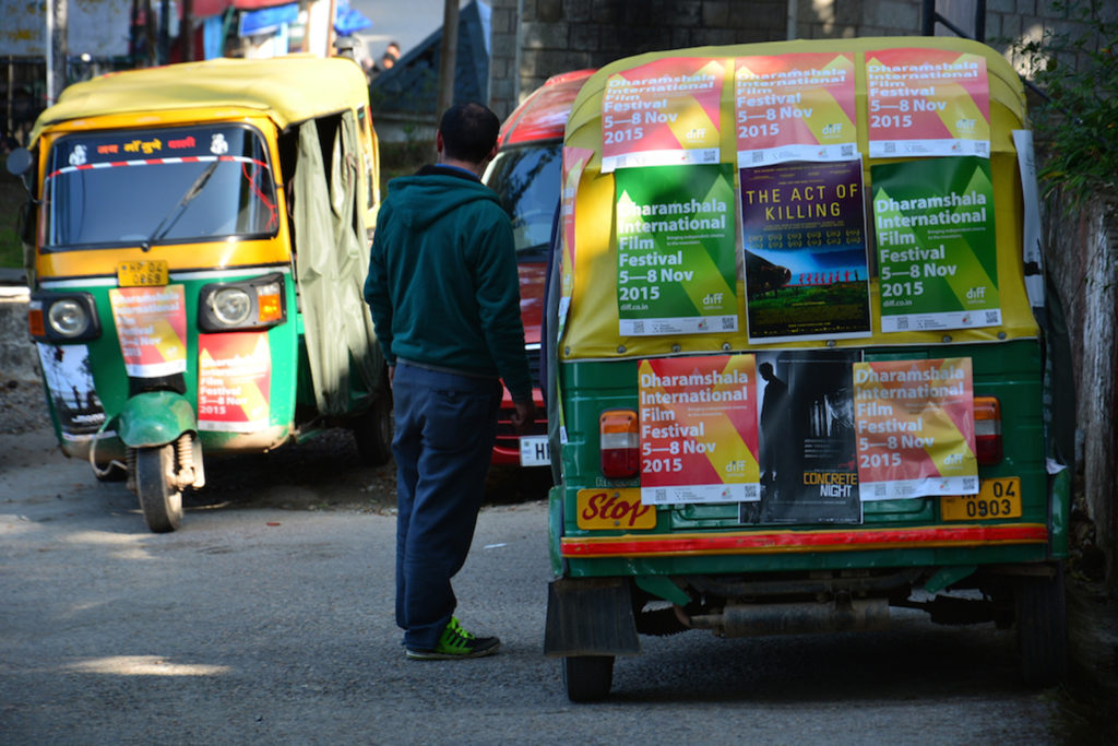 DIFF 2015 autorickshaws